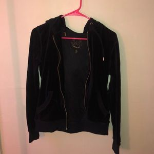 Michael Kors Black Track Jacket S Brand New